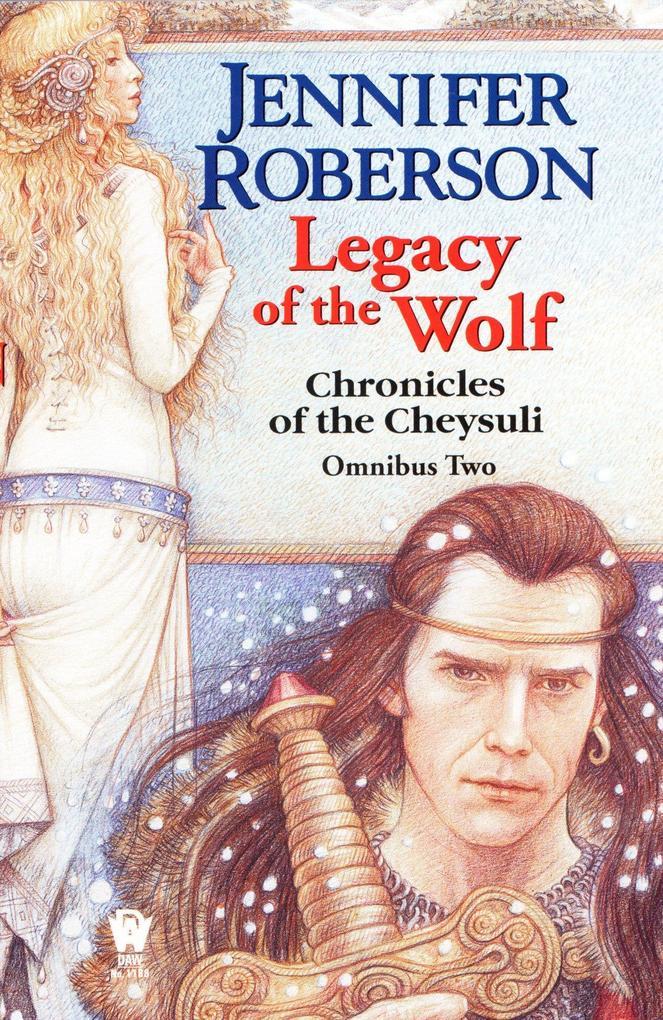Legacy of the Wolf als Taschenbuch