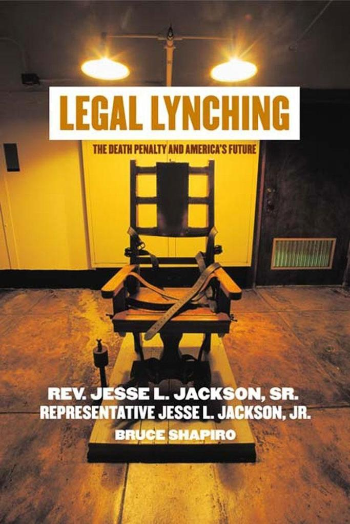Legal Lynching als Buch