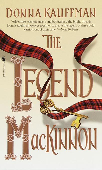 The Legend MacKinnon als Taschenbuch