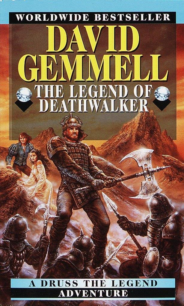 The Legend of the Deathwalker als Taschenbuch