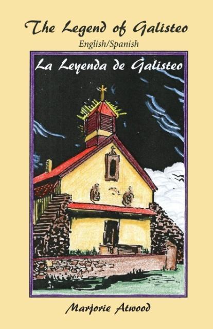 The Legend of Galisteo, La Leyenda de Galisteo als Taschenbuch