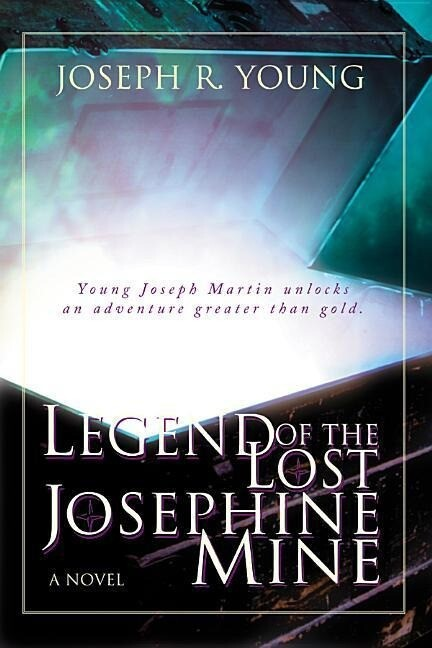 Legend of the Lost Josephine Mine als Taschenbuch