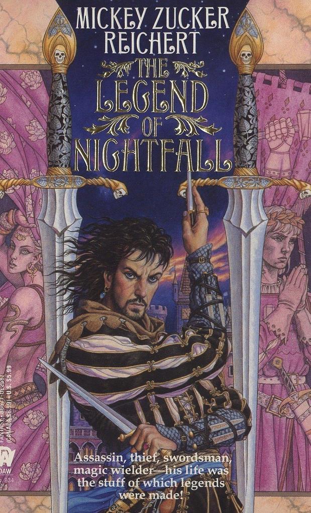 Legend of Nightfall als Taschenbuch