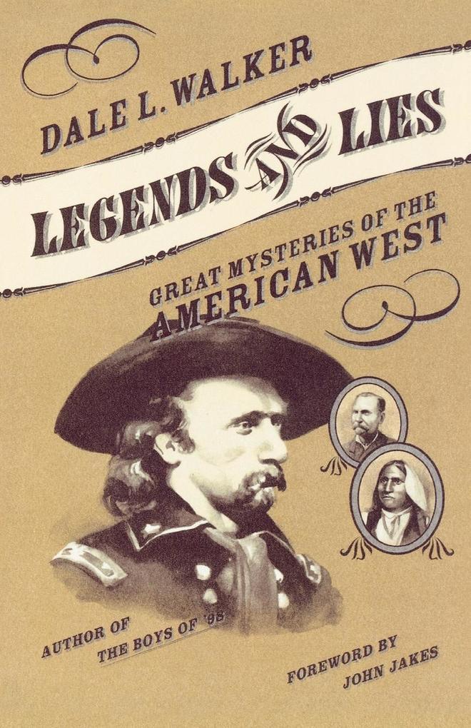 Legends and Lies als Taschenbuch