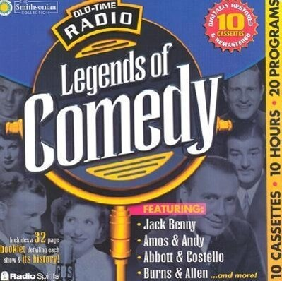 Legends of Comedy als Hörbuch