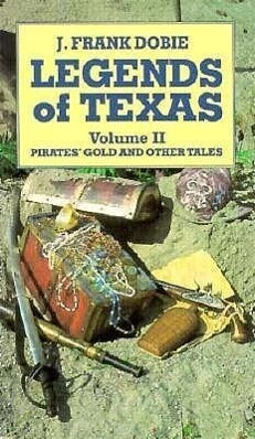 Legends of Texas: Pirates' Gold and Other Tales als Taschenbuch