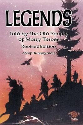 Legends Told by the Old People of Many Tribes als Taschenbuch