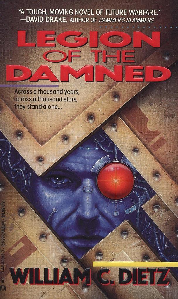 Legion of the Damned als Taschenbuch