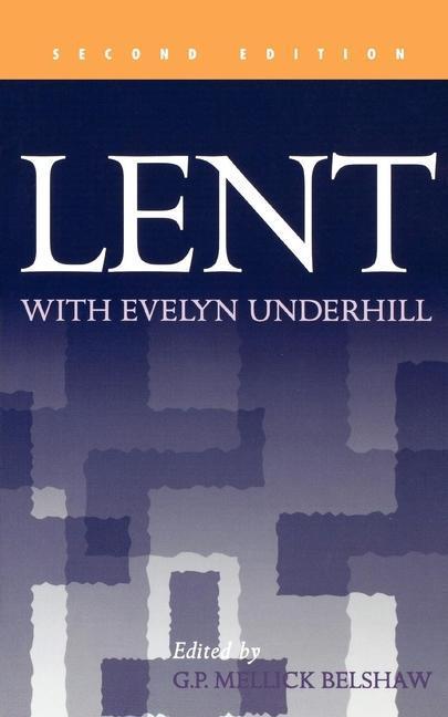 Lent with Evelyn Underhill als Taschenbuch