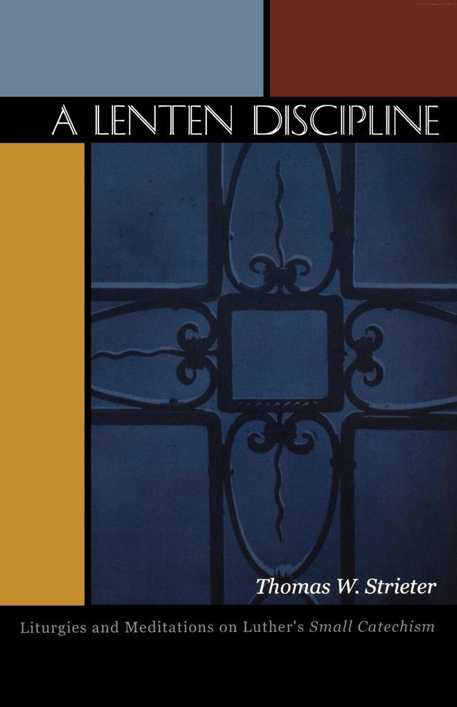 Lenten Discipline als Taschenbuch