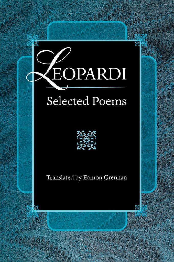 Leopardi: Selected Poems als Taschenbuch
