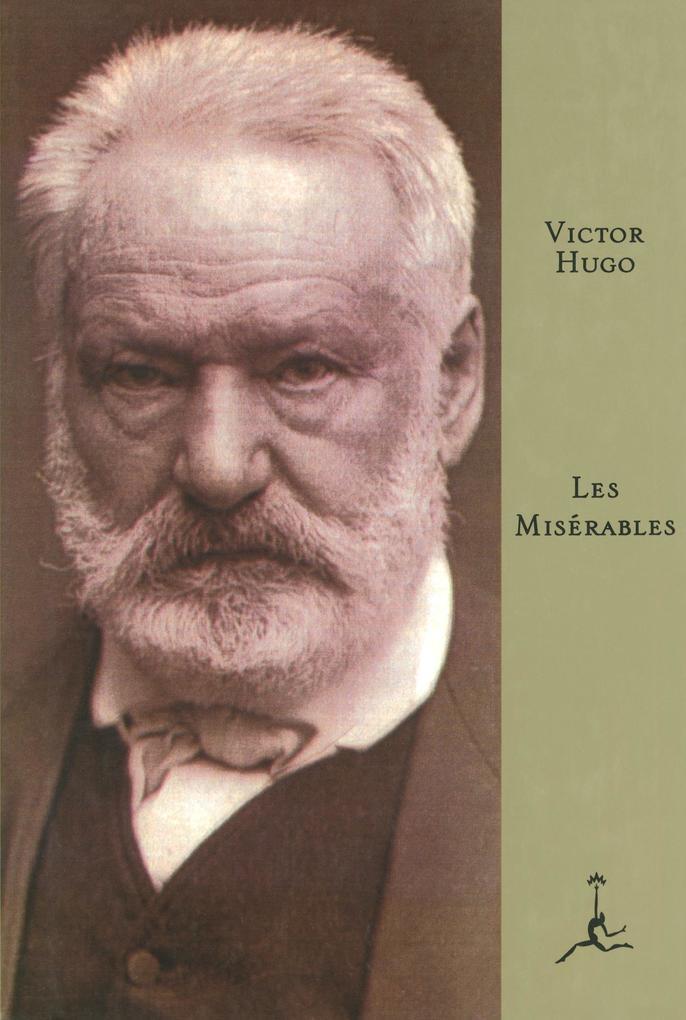 Les Miserables als Buch