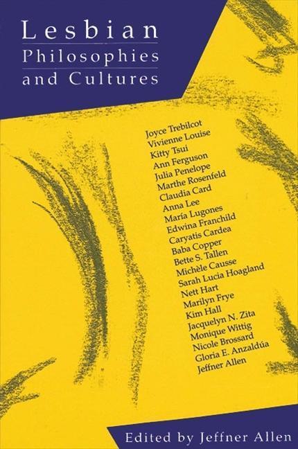 Lesbian Philos and Cultu als Taschenbuch