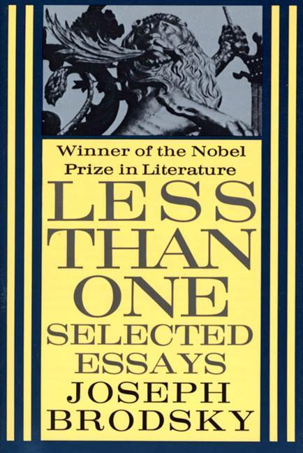 Less Than One: Selected Essays als Taschenbuch