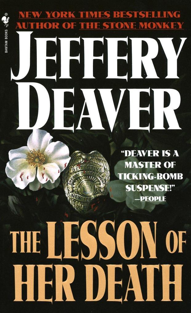 The Lesson of Her Death als Taschenbuch
