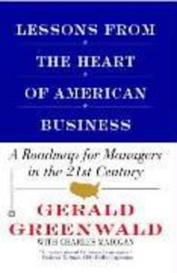 Lessons from the Heart of American Business: A Roadmap for Managers in the 21st Century als Taschenbuch