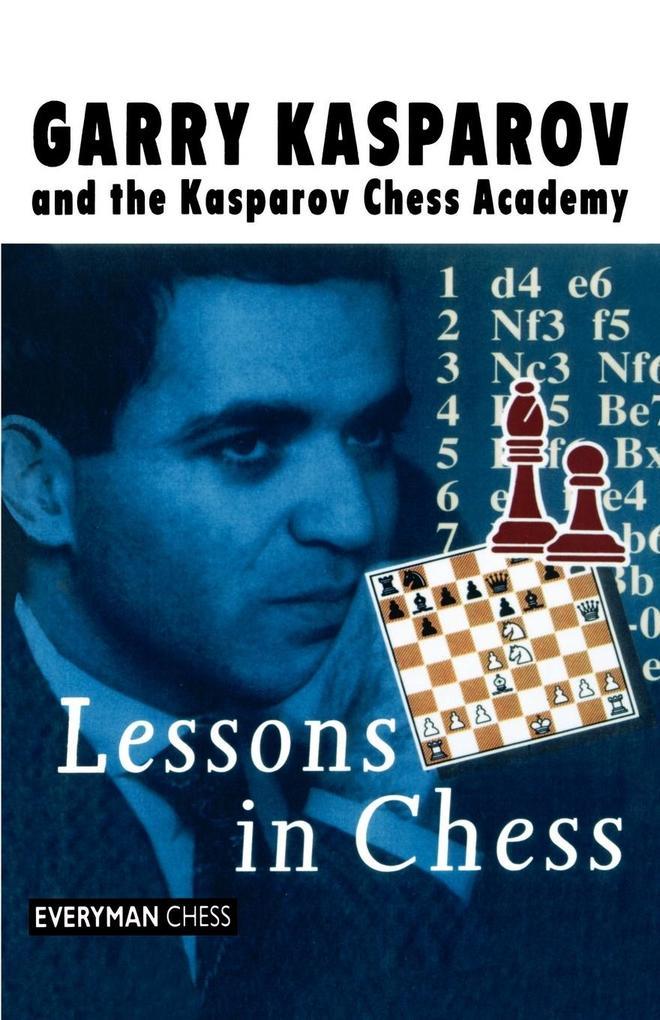 Lessons in Chess als Taschenbuch