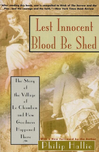 Lest Innocent Blood Be Shed als Taschenbuch