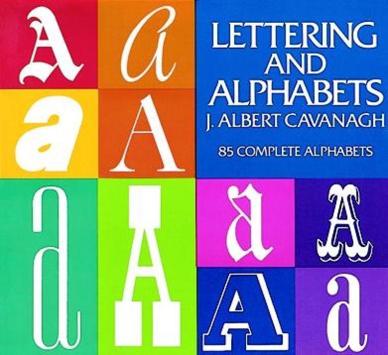 Lettering and Alphabets als Taschenbuch