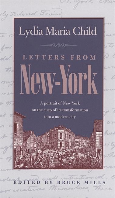 Letters from New-York als Taschenbuch