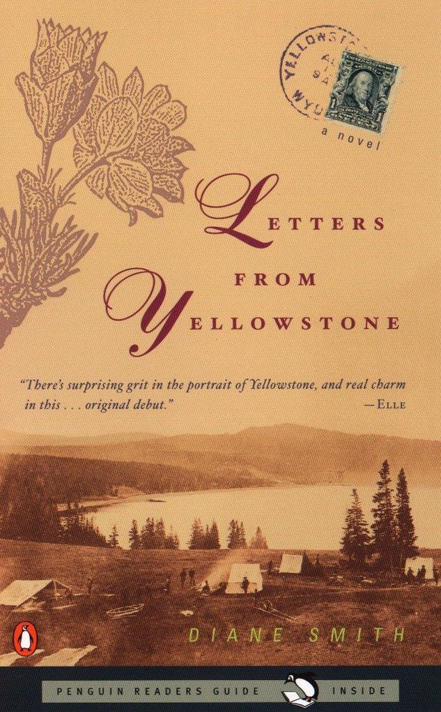 Letters from Yellowstone als Taschenbuch