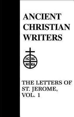 Letters of Saint Jerome als Buch