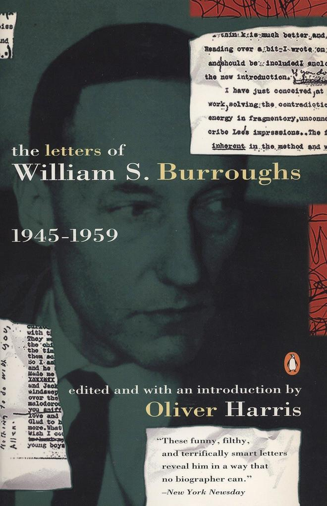 The Letters of William S. Burroughs: Volume I: 1945-1959 als Taschenbuch