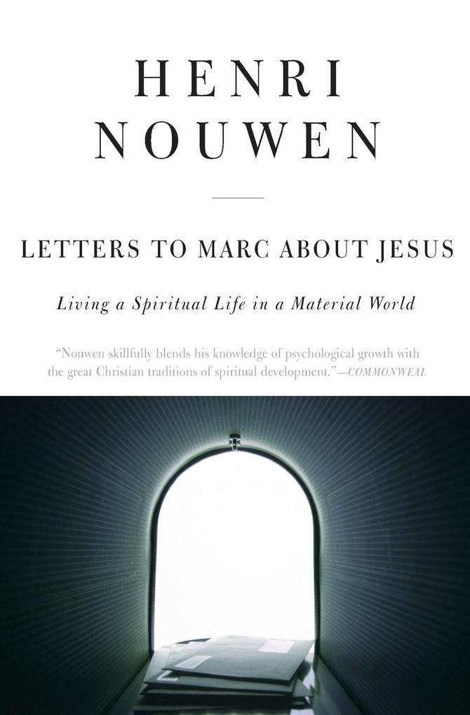 Letters to Marc about Jesus als Buch