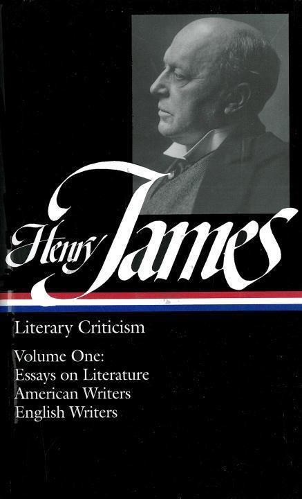 Henry James: Literary Criticism als Buch