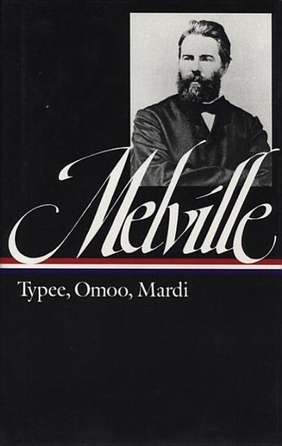 Herman Melville: Typee, Omoo, Mardi als Buch