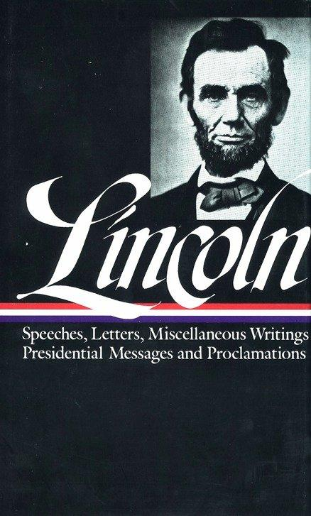 Abraham Lincoln: Speeches and Writings Vol. 2 1859-1865 (Loa #46) als Buch (gebunden)