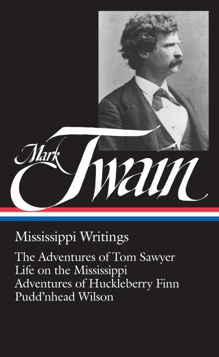 Mark Twain, Mississippi Writings als Buch