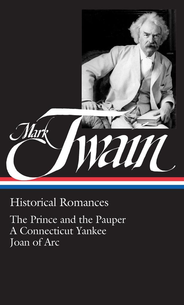 Twain: Historical Romances als Buch