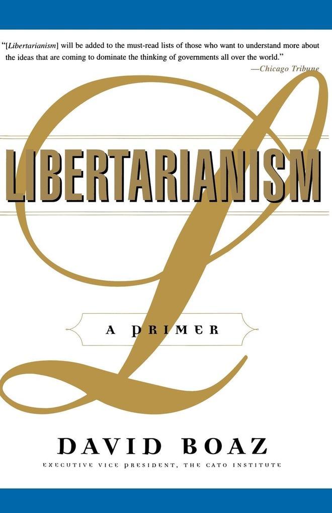 Libertarianism als Taschenbuch