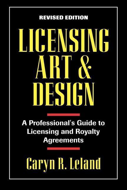 Licensing Art and Design als Taschenbuch