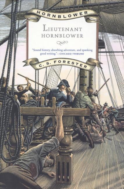 Lieutenant Hornblower als Taschenbuch