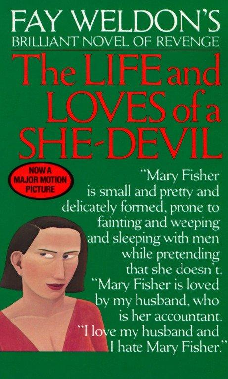 Life and Loves of a She-Devil als Taschenbuch