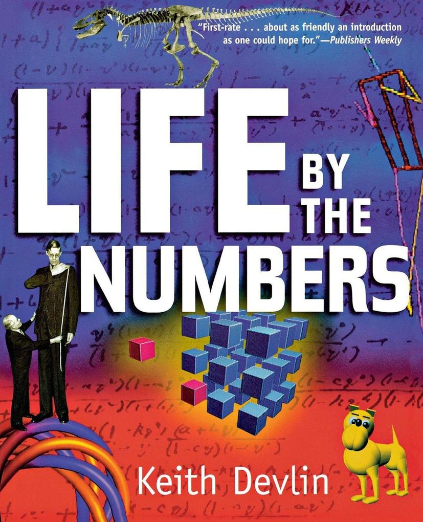 Life by the Numbers als Buch