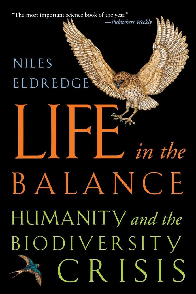 Life in the Balance: Humanity and the Biodiversity Crisis als Taschenbuch