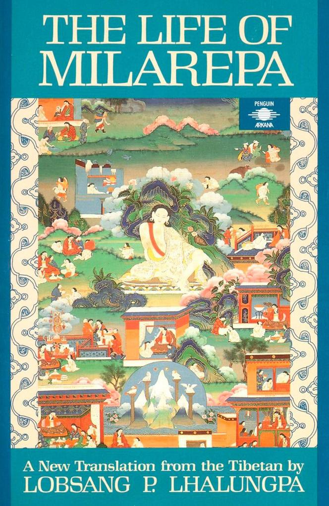 The Life of Milarepa: A New Translation from the Tibetan als Taschenbuch