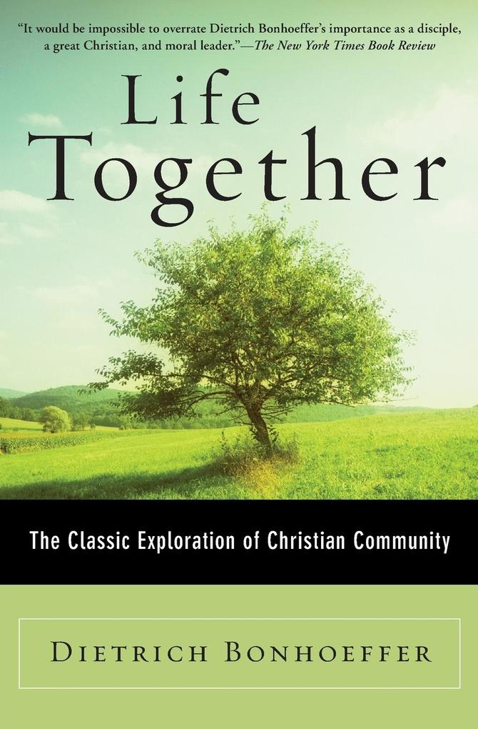 Life Together als Buch