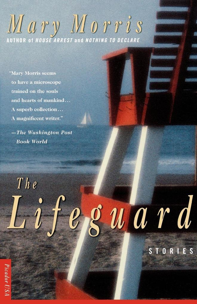 The Lifeguard als Taschenbuch