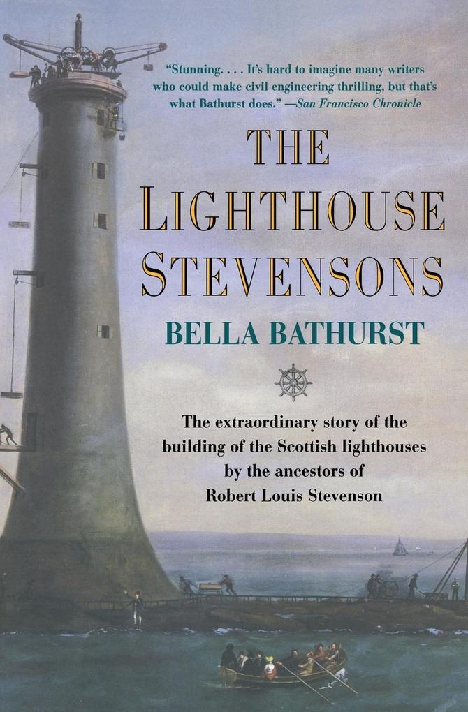 The Lighthouse Stevensons als Buch
