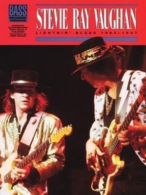 Stevie Ray Vaughan - Lightnin' Blues 1983-1987* (Bass) als Taschenbuch