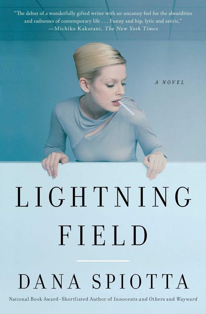 Lightning Field als Taschenbuch