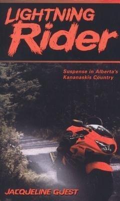 Lightning Rider als Buch