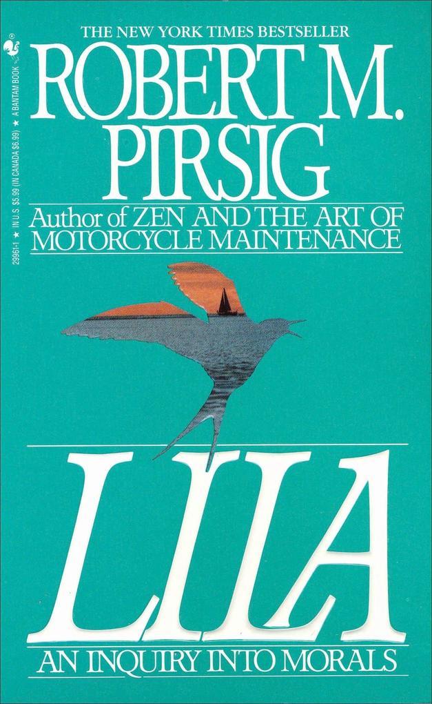 Lila: An Inquiry Into Morals als Taschenbuch