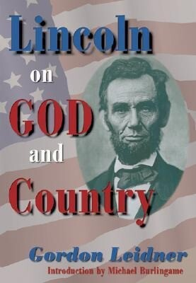 Lincoln on God and Country als Buch