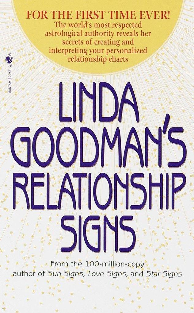 Linda Goodman's Relationship Signs als Taschenbuch