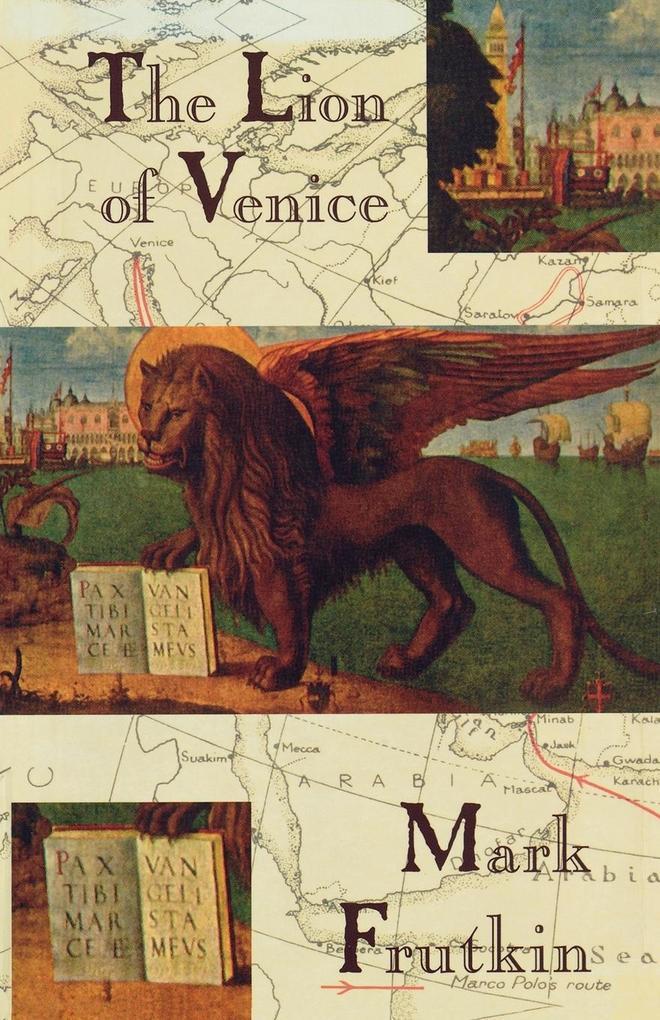 The Lion of Venice als Taschenbuch